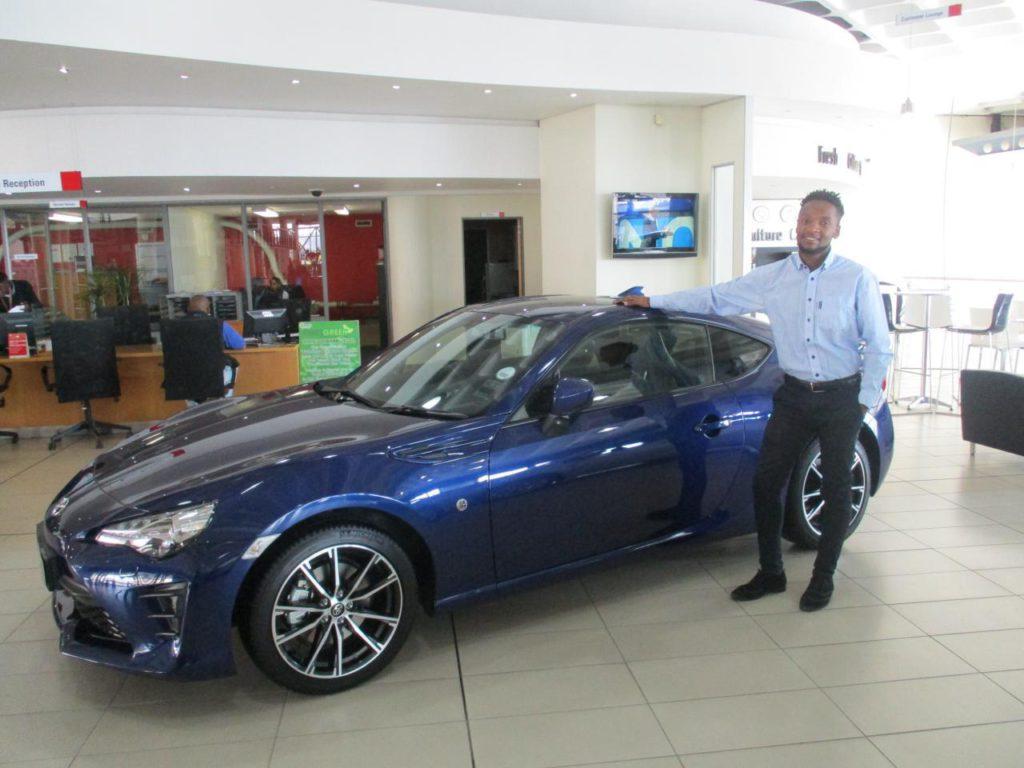 Siphiwe Motloung   CMH Toyota Melrose