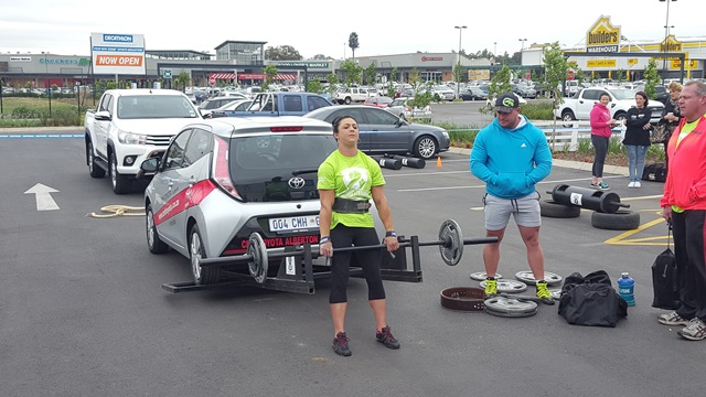 Decathlon Sole Search Brotherhood Strongman Competition