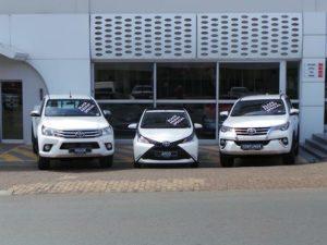 Toyota Black Friday