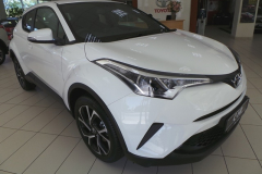 Toyota C-HR on display at CMH Toyota Alberton (1)