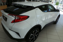 Toyota C-HR on display at CMH Toyota Alberton (3)