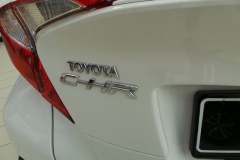 Toyota C-HR on display at CMH Toyota Alberton (4)