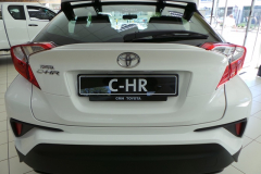 Toyota C-HR on display at CMH Toyota Alberton (5)
