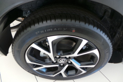 Toyota C-HR on display at CMH Toyota Alberton (8)