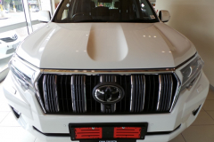 Toyota Land Cruiser Prado on display at CMH Toyota Alberton (2)