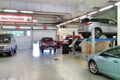 CMH-Toyota-Umhlanga---Dealership-Pictures---Workshop