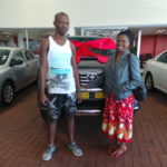 CMH toyota Umhlanga Deliveries