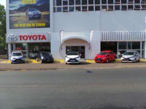 Toyota Aygo Spring Day | CMH Toyota Alberton
