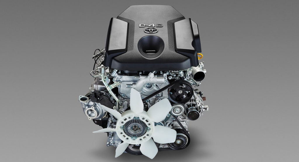 New generation Global Diesel (GD) engines offer more power yet are more efficient