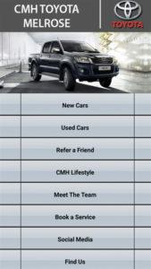 Toyota App