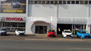 Toyota Aygo Test Drive