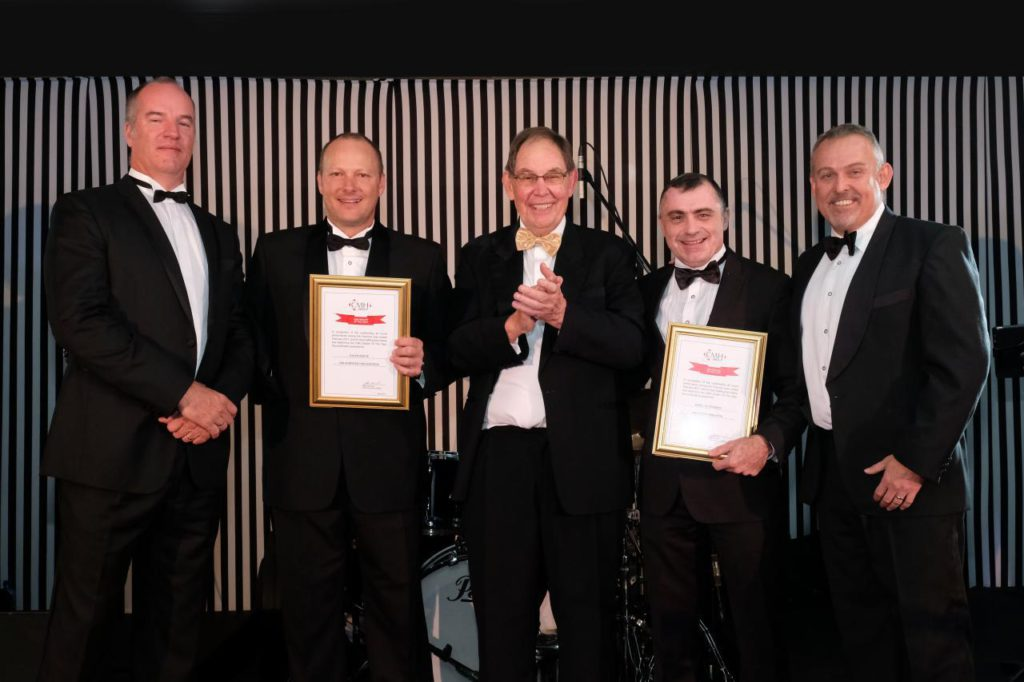 CMH Toyota Umhlanga Dealer of the year