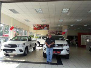 CMH Toyota Alberton & Automark's Braai Days