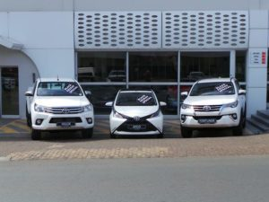 Toyota Black Friday