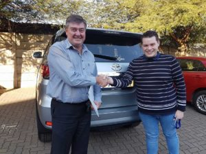 Hennie-from-CMH-Toyota-Alberton-visiting-hes-Fleet-customers-on-delivery-(4)
