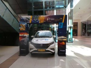 CMH-Toyota-Alberton-display-of-the-New-Rush-front-view