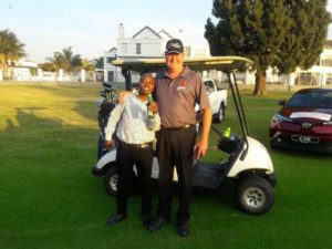 Golf players and CHM Toyota Alberton staff (2)