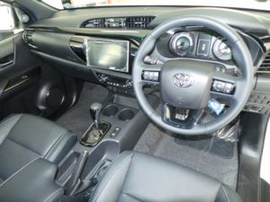 CMH Toyota- New-Interior-of-the-All-new-Toyota-Hilux-model-on-display