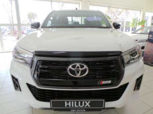 CMH Toyota- all new Hilux on display