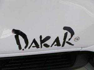 CMH Toyota Dakar logo