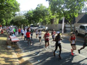 CMH Toyota Melrose- City Lodge 32km Tough One runners running