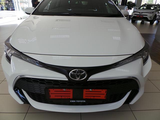 All New Toyota Corolla Hatch