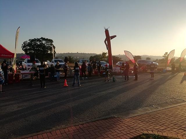 The Jackie Gibson Marathon