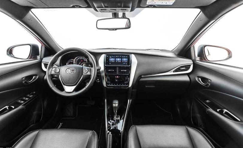 CMH Toyota Alberton- Toyota Yaris interior