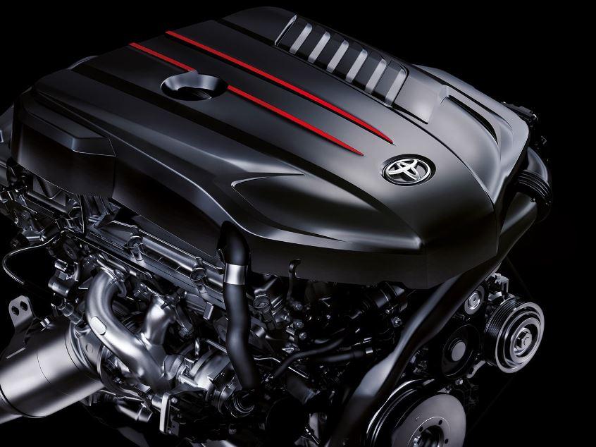 CMH Toyota Alberton - Toyota Supra Engine