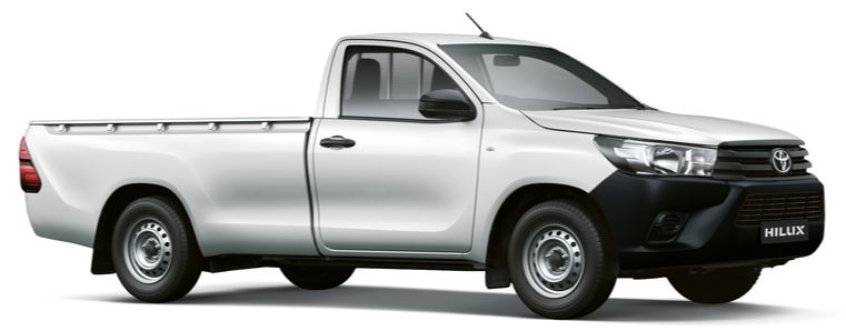 CMH Toyota - Toyota Hilux single cab