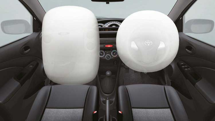 Safety Feature - Air bags