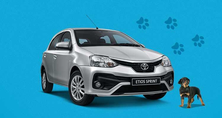 New Toyota Etios Models