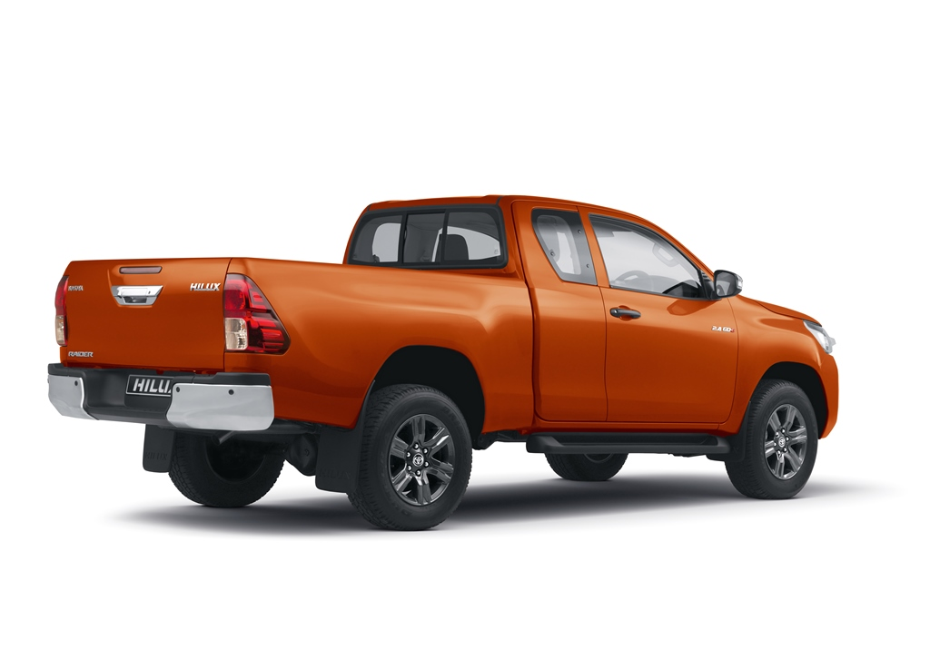 New Toyota Hilux Legend