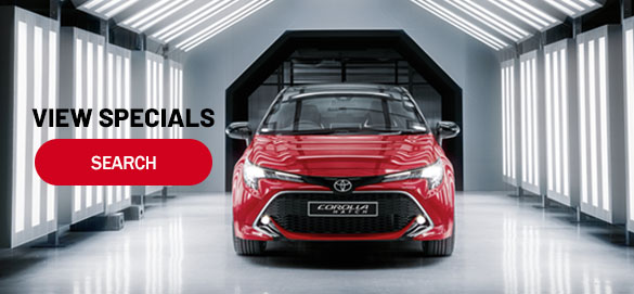 CMH Toyota Specials
