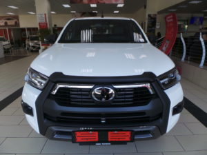 Limited Toyota Hilux Legend RS