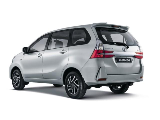 Toyota Avanza Rear