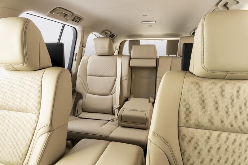 CMH Toyota Alberton introduces the all new Toyota Land Cruiser 300 Interior